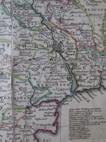 Bowen Devonshire map