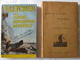 Sussex books in fiction and fact, both from the 1920s