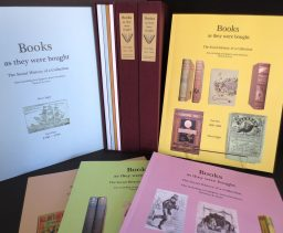 Books As They Were Bought Part Ten, the 1880s, in yellow.