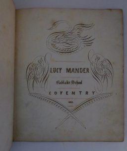 Lucy Mander