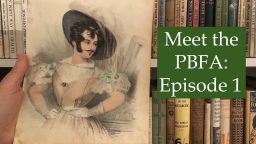 An unrecorded image of a Victorian transvestite turns up at a PBFA book fair.