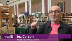 PBFA Cambridge book fair 2020